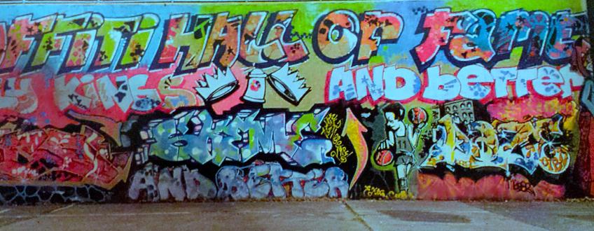 Perito Calígrafo identificación de Graffitis en Sevilla